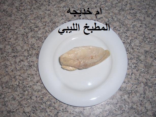 اكلات ليبيه 2013 طريقة تحضير كفتة الدجاج المقليه مطبخ الليبي بصور hqhhqh.jpg